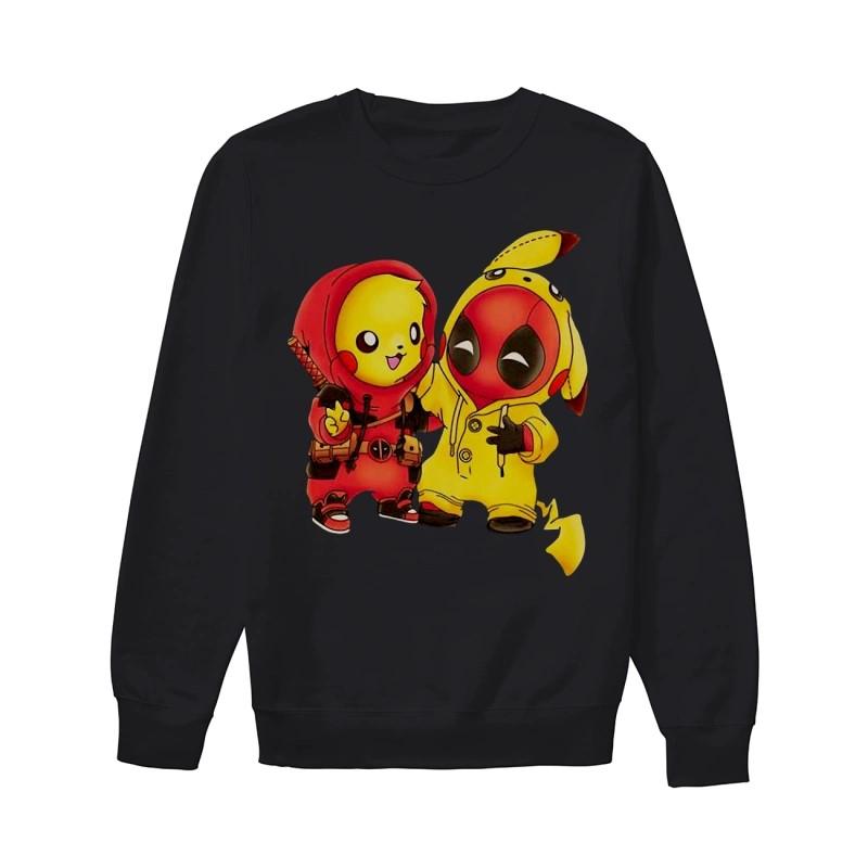 2fc63698 Best Ryan Reynolds Pikachu Deadpool Shirt – Photoxtee Online Store